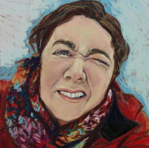 Plein Air Artist Gretchen Burke